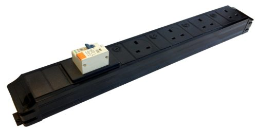 RCBO 4&6 Way Modules Tap Off Termination