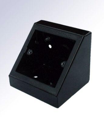 Single Pedestal Black