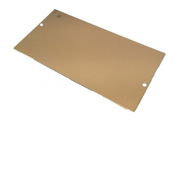 GB3BPBG Blank Plate