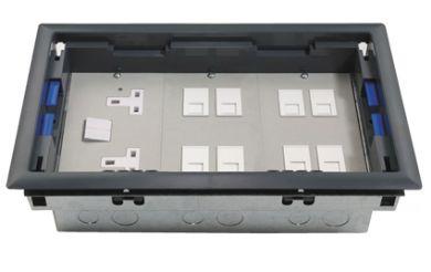 CR013 3 Comp Box 110mm Depth