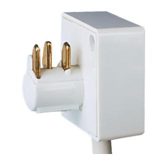 Electrak Std Plug AP13 WH
