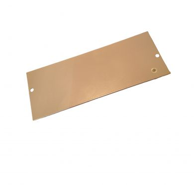 4 Compartment Blank Plate 66mm