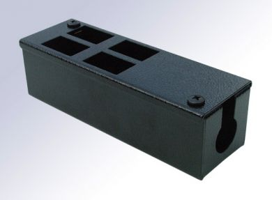 4 Way Pod Box Black