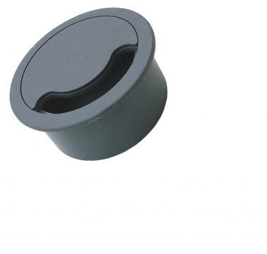 ZAG004G 120mm Access Grommet Grey