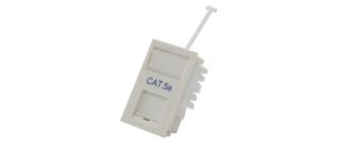 Data Module Cat5e 37x22mm