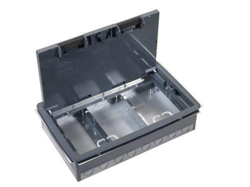 3 Compartment Box