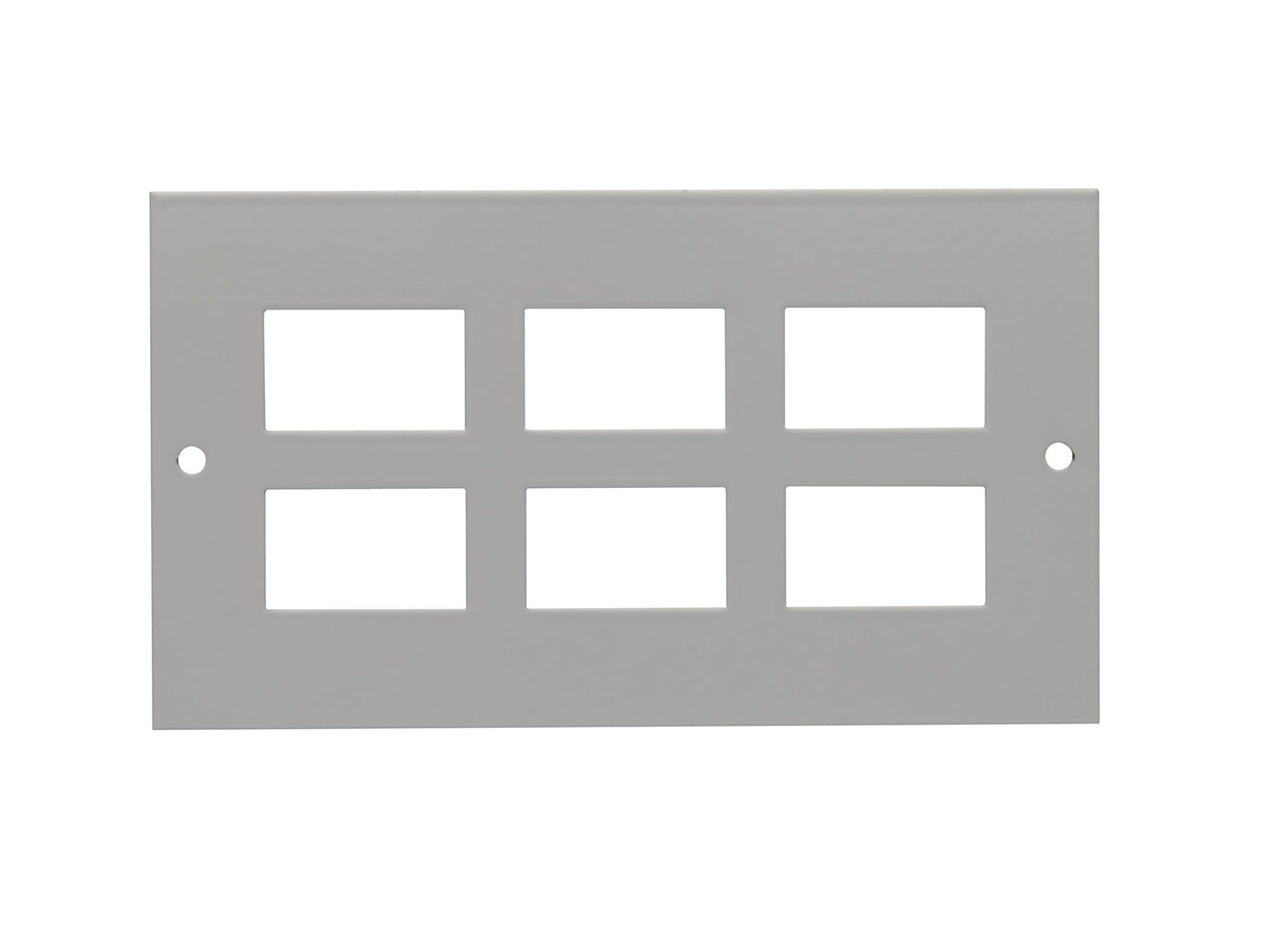 6 x LJ6C Data Plate 3 Compt