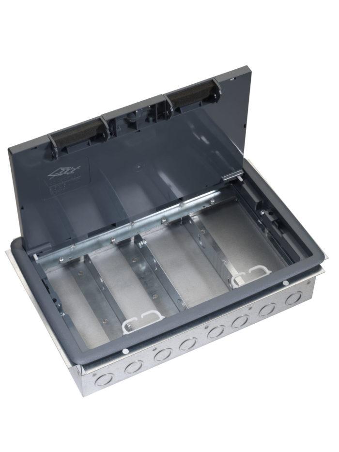 4 Compartment Box