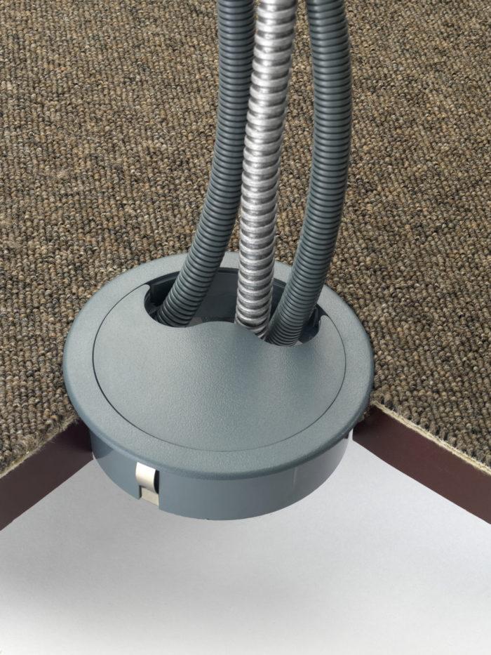 127mm Push Fit Access Grommet