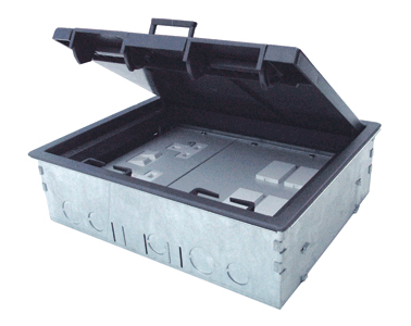2 Compartment 65mm Depth