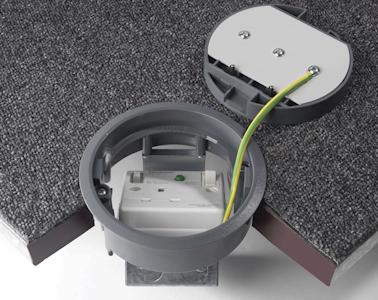 Power & Data Grommets