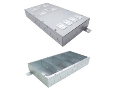 4 Compartment Slab Box